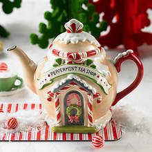 Santas Village - Teapot