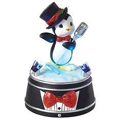 Precious Moments® LED Penguin Musical Figurine