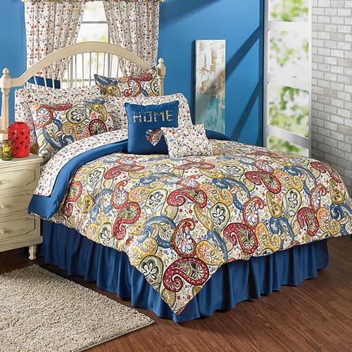 Paisley 20-Pc. Bedding Set