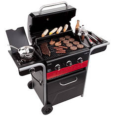 Char-Broil Gas2Coal 3-Burner Hybrid Grill