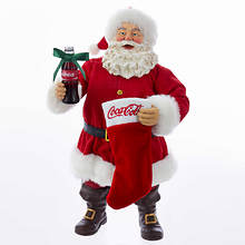 Coca-Cola® Santa