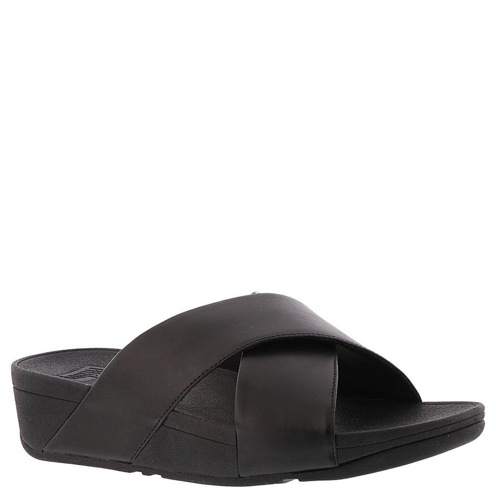 4b94db400f37 FitFlop LuLu Cross Slide Women s Sandal