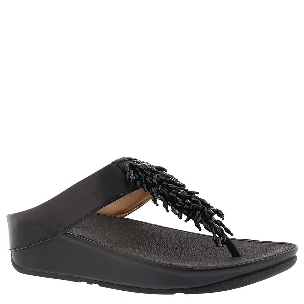 23c21352ccf4 Image is loading FitFlop-Rumba-Toe-Thong-Women-039-s-Sandal