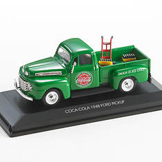1948 Ford® F1 Green Pick-up Truck