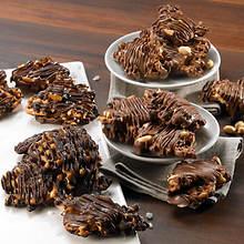 Chocolate & Peanut Butter Pretzel Crunch