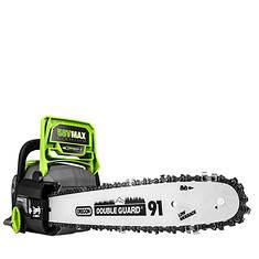 58V LI Cordless Chainsaw