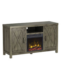 Classic Flame Humboldt TV Stand with Fireplace