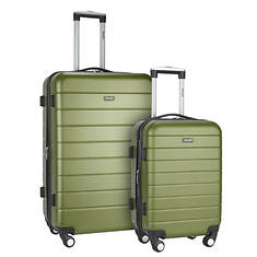 Wrangler 2-Piece Luggage Set