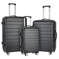 Wrangler 3-Piece Luggage Set