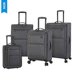 Lee 4-Piece Softside Luggage Set