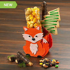 Woodland Treat Box - Fox