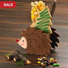 Woodland Treat Box - Hedgehog