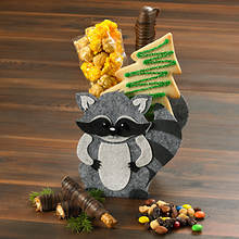 Woodland Treat Box - Raccoon