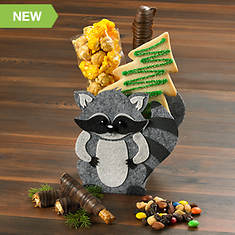 Woodland Treat Box - Raccoon