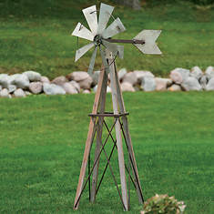 Decorative Outdoor Windmill