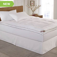 233 Thread Count Gusseted Mattress Pad