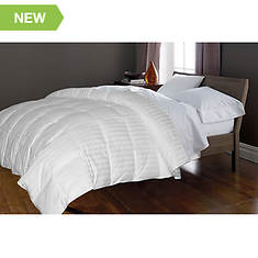 Oversized Down and Feather Comforter
