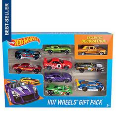 Mattel Hot Wheels 9-Car Gift Pack