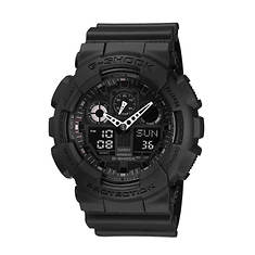 Casio Large G-Shock Analog-Digital Watch