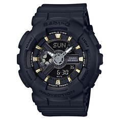 Casio Baby-G Analog-Digital Resin Watch