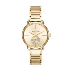 Michael Kors Portia Crystal Watch