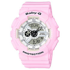 Casio Baby-G Analog-Digital Beach Watch