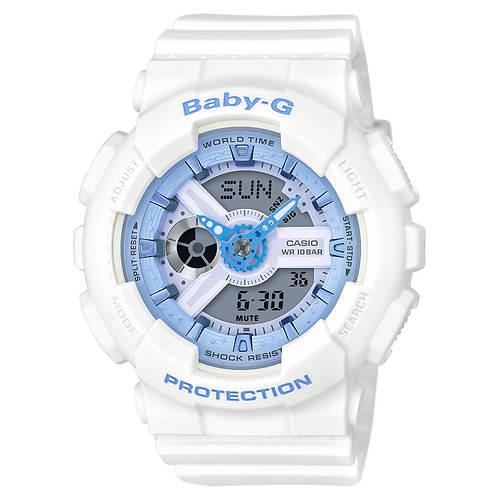 Casio Baby-G Analog-Digital Beach Watch