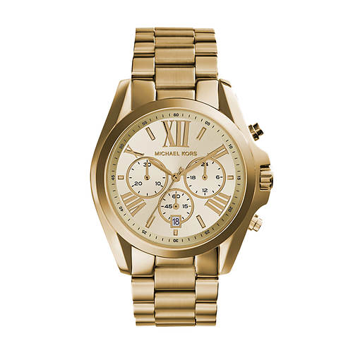 Michael Kors Bradshaw Stainless Steel Watch
