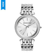 Michael Kors Darci Stainless Steel Watch