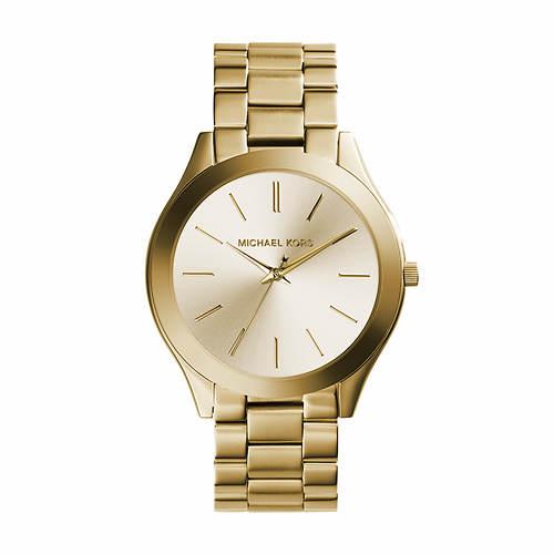 Michael Kors Runway Slim Watch