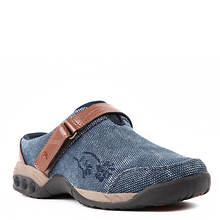 Therafit Austin Denim Clogs (Women's)