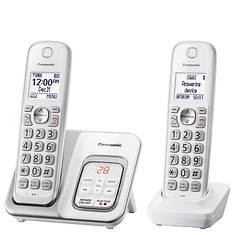 Panasonic Base + 1 Handset Cordless Answering System
