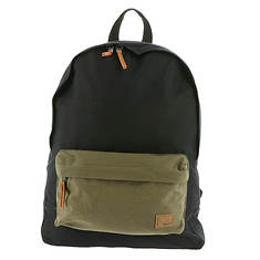 Roxy Sugar Baby Canvas Colorblock Backpack