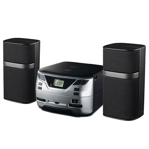 Coby CD Micro System with AM/FM Tuner
