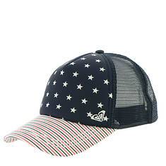 Roxy Women's Truckin 4th of July Hat