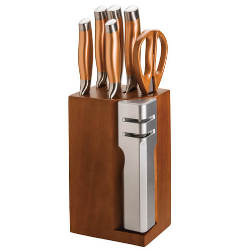 7 Pc. Stainless Steel Cutlery Set