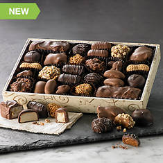 Chocolate Nuts & Chews