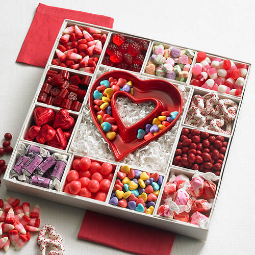 Love You Candy Assortment