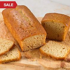 Cocktail Loaf Cake-Amaretto