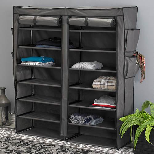Multi-Shelf Storage Closet
