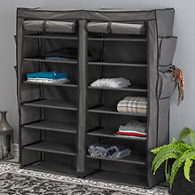 Multi-Shelf Storage Closet