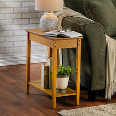 Chairside Storage Table
