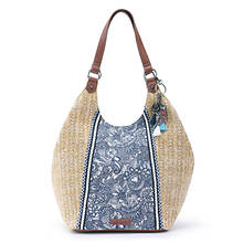 Sakroots Roma Bucket Bag