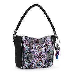 Sakroots Elsa Small Hobo Bag