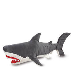 Melissa & Doug Shark Giant Stuffed Animal