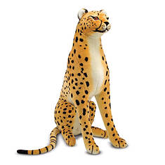 Melissa & Doug Cheetah Giant Stuffed Animal