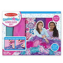 Melissa & Doug Created by Me Quilt
