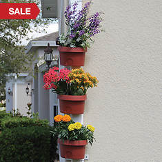 Bob Villa Set of 3 Ready Planters