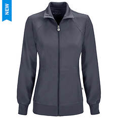 Cherokee Medical Uniforms Infinity-Zip Front Warm-Up Jacket