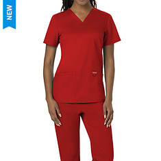 Cherokee Medical Uniforms Workwear Revolution-V-Neck Top
